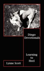 Cover of: Dingo Devotionals | Lynne Scott