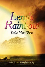 Cover of: Lena's Rainbow | Della May Olson