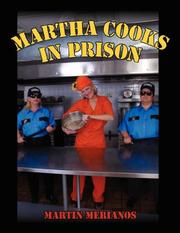 Cover of: Martha Cooks in Prison | Martin Merianos