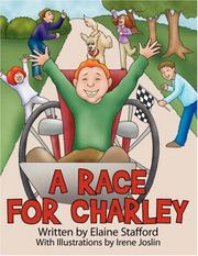 Cover of: A Race for Charley | Elaine Stafford