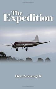 Cover of: The Expedition | Ben Arcangeli