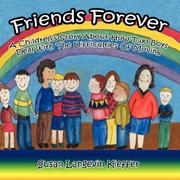 Cover of: Friends Forever | Susan, Langevin Kieffer
