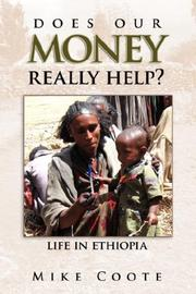 Cover of: Does Our Money Really Help? | Mike Coote