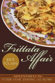 Cover of: The Frittata Affair | Judy Pochini
