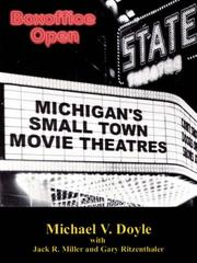 Cover of: Boxoffice Open | Michael, V. Doyle