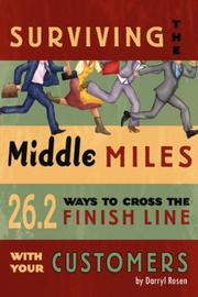 Cover of: Surviving The Middle Miles | Darryl Rosen