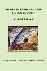 Cover of: The Dream in the Orchard | Michel Galiana