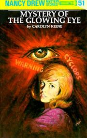 Cover of: Mystery of the Glowing Eye | Carolyn Keene