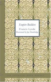 Cover of: Empire Builders | Francis, Lynde