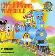 Cover of: The easy-to-read little engine that could | Walter Retan