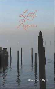Cover of: Little Rivers | Henry Van Dyke