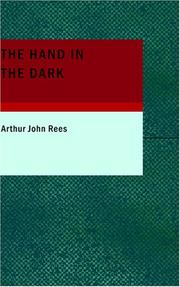 Cover of: The Hand in the Dark | Arthur John Rees