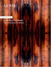 Cover of: Là-bas | Joris-Karl Huysmans