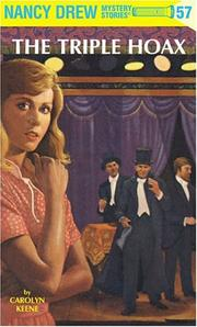 Cover of: The Triple Hoax | Carolyn Keene
