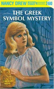 Cover of: The Greek Symbol Mystery | Carolyn Keene