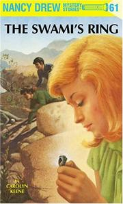 Cover of: The Swami's Ring | Carolyn Keene