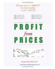 Cover of: Profit from Prices | Jayesh Patel CFA