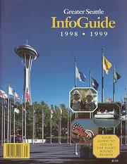 Cover of: Greater Seattle InfoGuide | Wendy McLeod