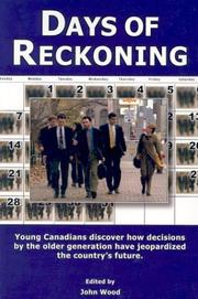 Cover of: Days of Reckoning (Underground Royal Commission Report) | John Wood