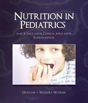 Cover of: Nutrition in Pediatrics | Allan Duggan