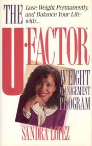 Cover of: The U Factor by Sandra Lopez-Taylor