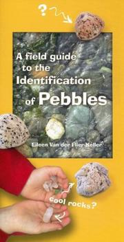 Cover of: A Field Guide to the Identification of Pebbles by Eileen Van Der Flier-Keller
