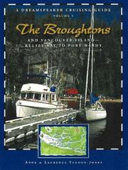 Cover of: The Broughtons by Anne Yeadon-Jones
