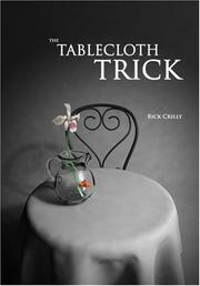 Cover of: The tablecloth trick | Rick Crilly