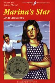 Cover of: Marina's Star by Linda Brousseau