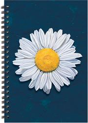 Cover of: Daisy Blank Writing Journal Notebook | Kmit