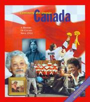 Cover of: Canada Continuity and Change | Don Quinlan