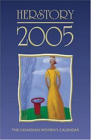 Cover of: Herstory 2005 by Saskatoon Women's Calendar Collective