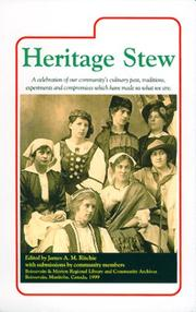 Cover of: Heritage Stew | James A. M. Ritchie