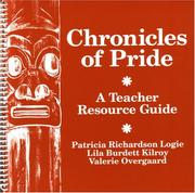 Cover of: Chronicles of Pride | Patricia Logie