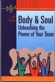 Cover of: Body and Soul by Bob Gernon