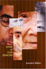 Cover of: Sage of Our Seniors | Sandra Millar