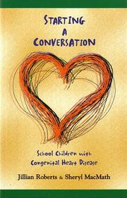Cover of: Starting a Conversation | Jillian Roberts