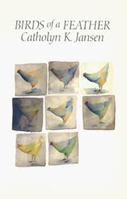 Cover of: Birds of a Feather | Catholyn Jansen