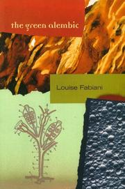 Cover of: The Green Alembic | Louise Fabiani