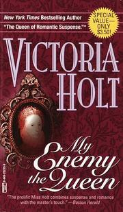 Cover of: My enemy the Queen | Victoria Holt