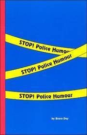Cover of: Stop! Police Humour | Bruce Day