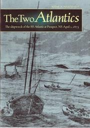 Cover of: The Two Atlantics | Keith A. Hatchard