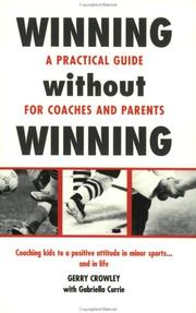 Cover of: Winning without Winning | Gerry Crowley