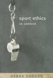Cover of: Sport Ethics in Context | Debra Shogan
