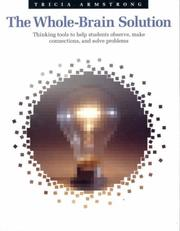Cover of: The Whole-Brain Solution | Tricia Armstrong