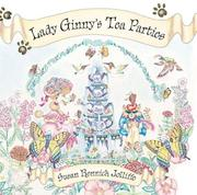 Cover of: Lady Ginny's Tea Parties | Susan Rennick Jolliffe