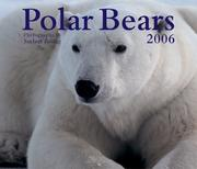 Cover of: Polar Bears 2006 (Calendar) by Norbert Rosing