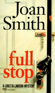 Cover of: Full Stop (Loretta Lawson Mystery) by Joan Smith