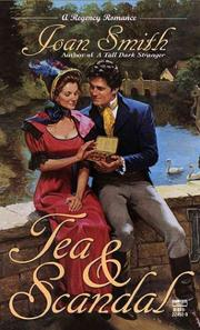 Cover of: Tea and Scandal | Joan Smith