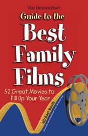 Cover of: The Denver Post Guide to Best Family Films by Michael Booth